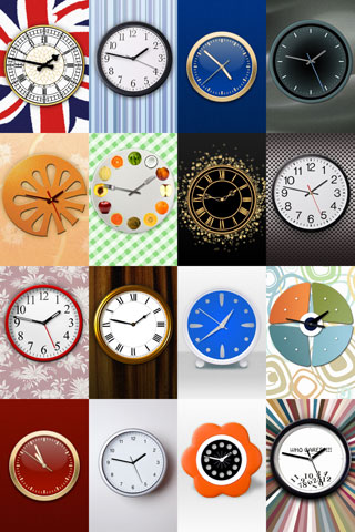 PerfectClock - 50 clocks in on app!